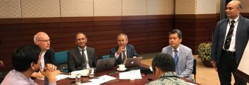 Indonesia CoE attended Asian Clean Energy Forum 2019 in Manila, Philippines